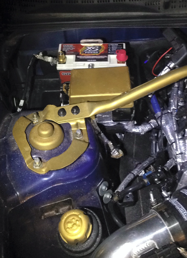 15 an idiot's guide to installing a mini battery and relocating the Genesis Coupe 2017 at soozxer.org