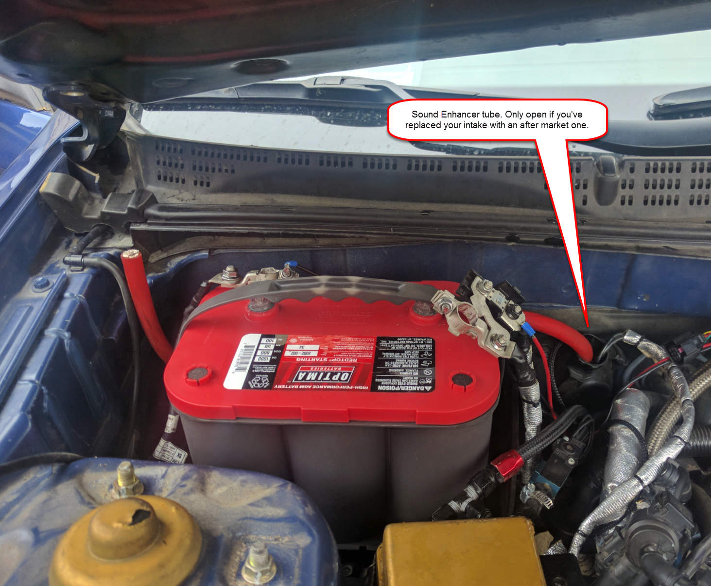 2 an idiot's guide to relocating an optima battery to the trunk Genesis Coupe 2017 at soozxer.org