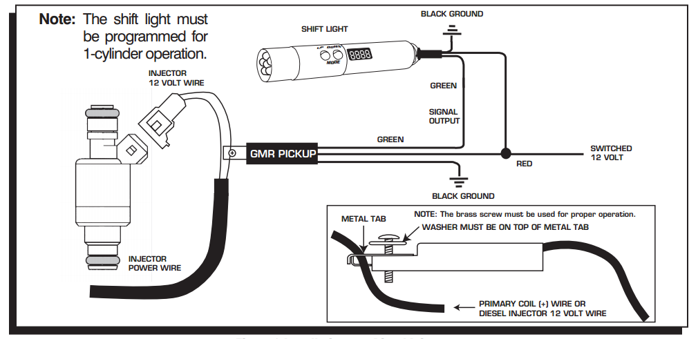 An Idiot U0026 39 S Guide To The Msd Shift Light